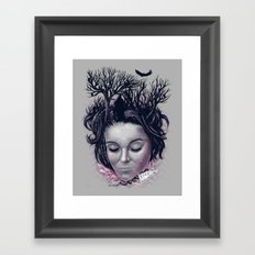 Laura Framed Art Print