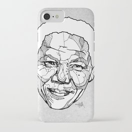 MANDELA iPhone Case