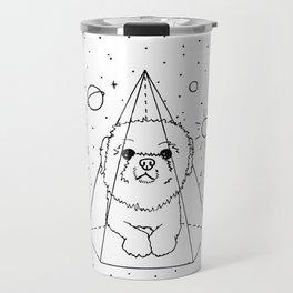 Shih Tzu Galaxy Travel Mug