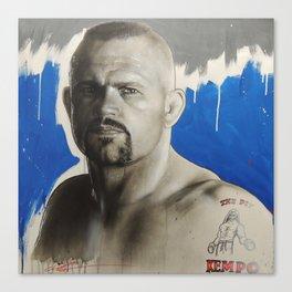 'Iceman' Canvas Print