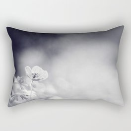 Meadow Cranesbill Rectangular Pillow