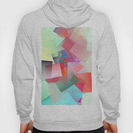 Cubism Abstract 187 Hoody