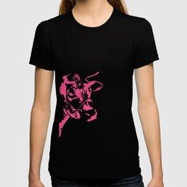 Follow the Pink Herd #700 T-shirt