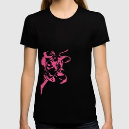 Follow the Herd - Pink #700 T-shirt