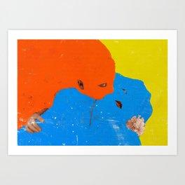 LOVE-14 Art Print