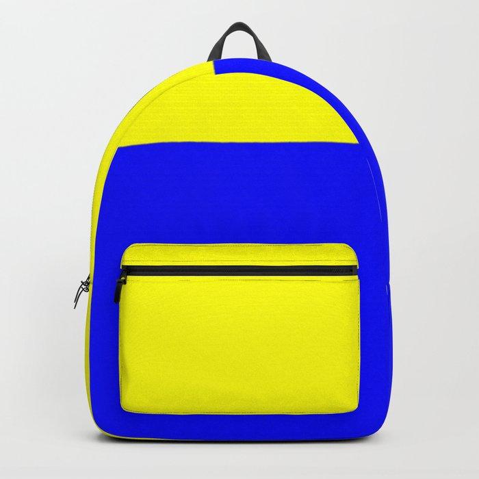 Flag of Zandvoort Backpack