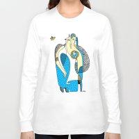 family Long Sleeve T-shirts featuring Family by Zinaida Kazantseva