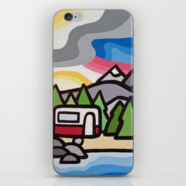 The Trailer iPhone Skin