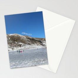 Frozen Lake Lyndon Stationery Cards