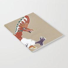 Ho-Oh Notebook