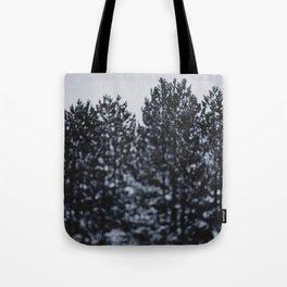 Portland Snowpocalypse III Tote Bag