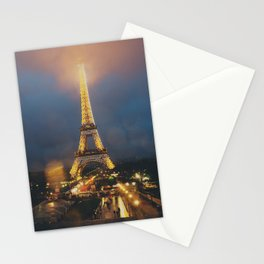all lit up ... Stationery Cards