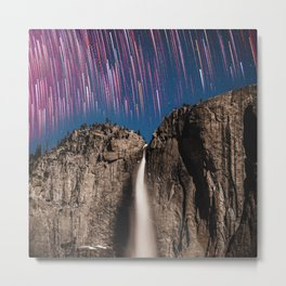 The Stars Are Calling Metal Print