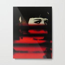Louise Metal Print