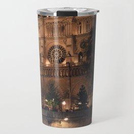 notredame Travel Mug
