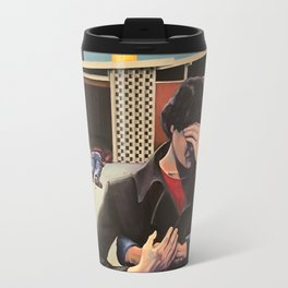 Mid Century Modern Travel Mug