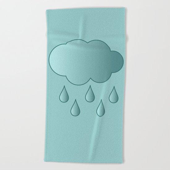 Baby Cloud Beach Towel