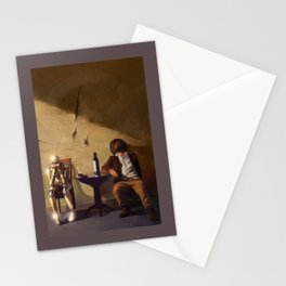 Space Cowboy Stationery Cards