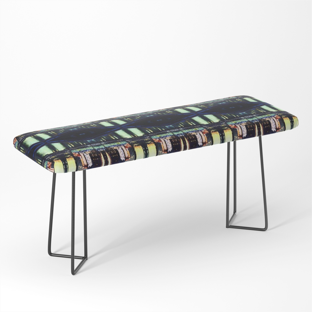 New_York_City_Skyline_Bench_by_paigeedesigns