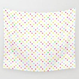 Polka Dot Pattern Wall Tapestry