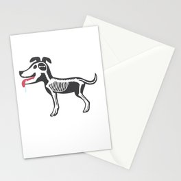 Dog's Bone Marrow Stationery Cards