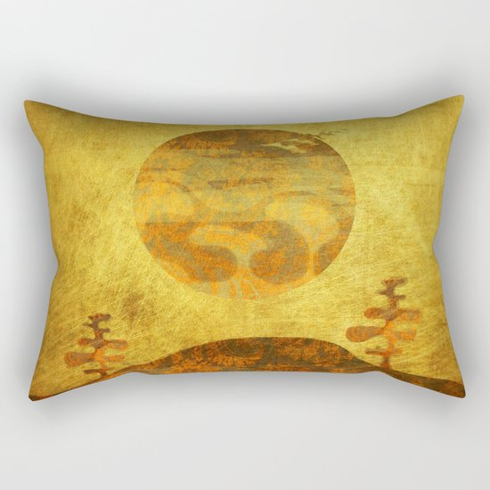 Totems Rectangular Pillow
