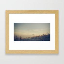 Southern Oregon Framed Art Print
