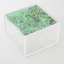 Doodle Acrylic Box