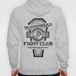 Deadringer's Fight Club Hoody