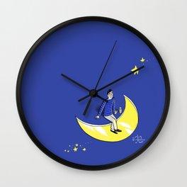 My night Wall Clock