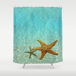 Sea Treasures Shower Curtain