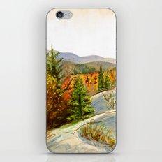 PINE iPhone & iPod Skin
