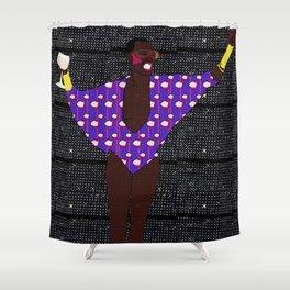 Yaaaas Queen Shower Curtain