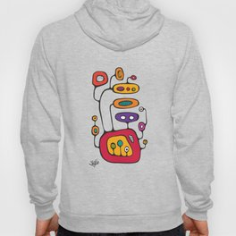 Broadcast in Full Color Hoody