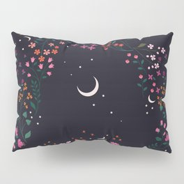 Midnight Garden Pillow Sham