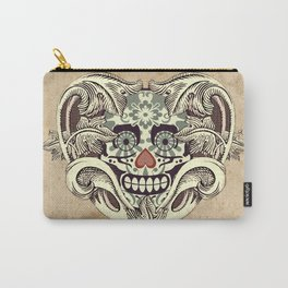 Crazy Heart Carry-All Pouch