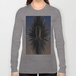 Star Burst Long Sleeve T-shirt