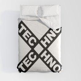 Techno Comforters