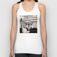 religious Tank Tops featuring Religious Liberty In America by politics