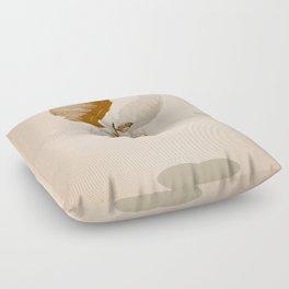"Glue Network Print Series ""Health & Wellness"" Floor Pillow"