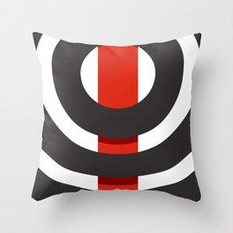Design ,Texture, Template, Geometric Throw Pillow