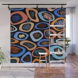90's Inspired Pop Art Wall Mural