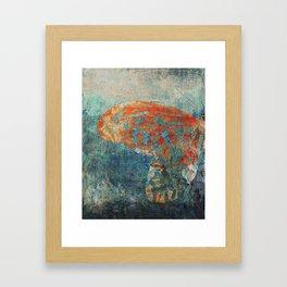 Moths 4 Framed Art Print