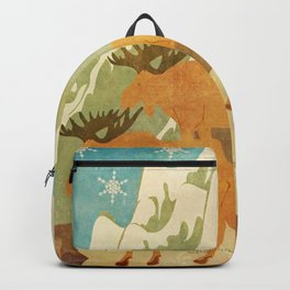 Moose Backpack