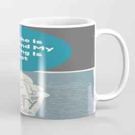 Cupcake Kiss Coffee Mug