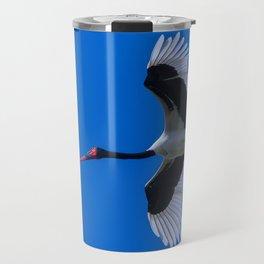 Saddle-billed Stork Travel Mug