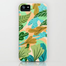 Rough Around The Edges iPhone Case