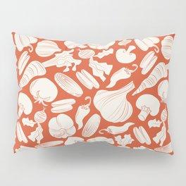 Eat Your Vegetables Pillow Sham