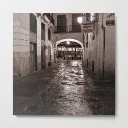 GHOSTHOUR - VALENCIA - DUPLEX Metal Print