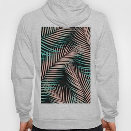 Palm Leaves - Cali Vibes #2 #tropical #decor #art #society6 Hoody